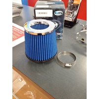 Simota Dual Entry Blue Air Filter Kit - Silvia S15 S14 S13 SR20DET Pulsar SR20DE