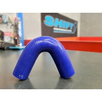 135 Degree Silicone Hose BLUE 35mm (1.5 Inch) Intercooler Turbo Blow Off Valve