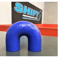 180 Degree Silicone Hose BLUE 51mm (2 Inch) Intercooler Turbo Blow Off Valve