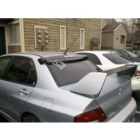 Carspeed Carbon Fiber Roof Wing Sti Style - Mitsubishi EVO 7 8 9