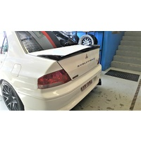 Carspeed Varis Style Carbon Boot Spoiler Mitsubishi EVO 7 8 8MR 9