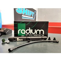 Radium Fuel Rail Kit- Suits Mitsubishi EVO 4-9 4G63