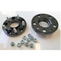 SPP 20mm Hubcentric Wheel Spacers - Suits Mitsubishi EVO 6 7 8 9 X RX7 FD3S MAZDA