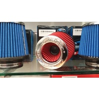 Simota Dual Entry Red Air Filter Kit - Silvia S15 S14 S13 SR20DET Pulsar SR20DE