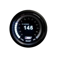 Prosport OLED Series 52mm Wideband Air Fuel Ratio & Boost Gauge Combo