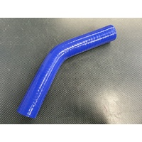 45 Degree Silicone Hose BLUE 35mm BOV Intercooler Turbo