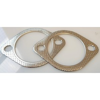 "ZAGE 3"" Exhaust Gaskets 2 Bolt Style"