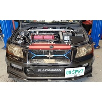 Cusco Front Member Brace - Suits Mitsubishi EVO 7 8 8MR 9 IX