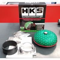 HKS Power Flow Reloaded Filter Kit - Suits Mitsubishi EVO 7 8 8MR 9 IX