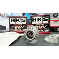 HKS SSQV IV Blow Off Valve - Silver Universal
