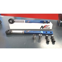 N1 Suspension Tension Castor Rods - Suits Nissan Skyline Silvia