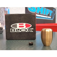 BLOX Racing Weighted Shift Gear Knob - Bronze - M10X1.5 6-Speed Honda DC5 EP3