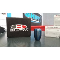 BLOX Racing Weighted Gear Knob - Torch Blue M12X1.25 6-Speed Subaru WRX GTR S15