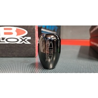 BLOX Weighted Gear Knob - Platinum M10X1.25 5-Speed EVO Skyline Silvia