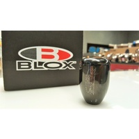 BLOX Weighted Gear Knob - Platinum M10X1.25 6-Speed EVO 8 9