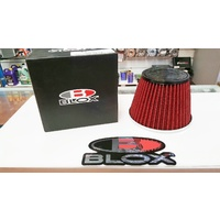 BLOX Racing Performance Air Filter Assembly for Mitsubishi EVO 7 8 9 IX