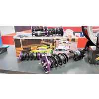 D2 Racing Type Street Suspension suits Ford FOCUS RS 2009-2011