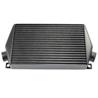 Plazmaman Evo 4-6 Pro Series Intercooler Black