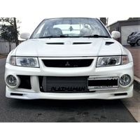 Plazmaman Evo 4-6 Pro Series Intercooler Kit Silver