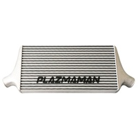 Plazmaman Evo 7-9 Race Swept Back Intercooler Black