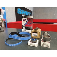 Mitsubishi Timing Kit With Gates Belts - Suits Mitsubishi EVO 8 VIII and 9 IX