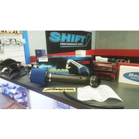 Simota Short Ram Air Intake Kit - Honda Civic EG EK EM1 B16 D16 B18C7 - 3 Inch