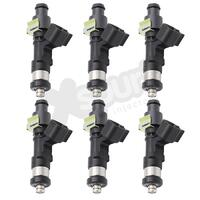 Xspurt Injectors 640cc suits Toyota 1JZ / 2JZ top feed engines (Soarer, Supra)