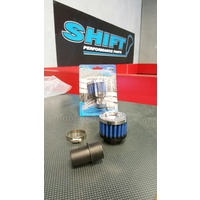 Simota 15mm Mini Filter Air Breather Oil Catch Can