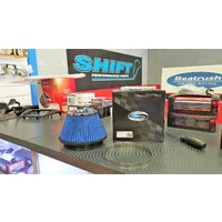 "Simota 6"" Air Filter Kit Mitsubishi EVO 5 6 7 8 8MR 9 Galant Pajero"