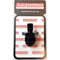 Raceworks Metric Male M10X1.0 To Male Flare AN-8