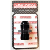 Raceworks Metric Male M18X1.5 To Male Flare AN-8