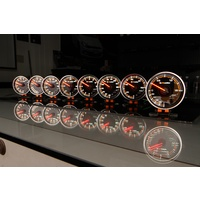 Shadow Racing PRO3 60mm BF Exhaust Temperature Gauge Degree Celsius
