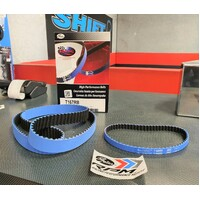 GATES RACING TIMING BELT + BALANCE SHAFT BELT KIT EVO 6 7 8 9