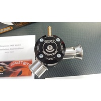 GFB Respons TMS Blow Off Valve With Whistling Trumpet EVO 5 6 7 8 9 10 X