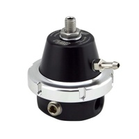 Turbosmart High-Performance FPR800 1/8 NPT EFI Fuel Pressure Regulator - Black