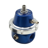 Turbosmart High-Performance FPR1200 -6AN EFI Fuel Pressure Regulator - Blue