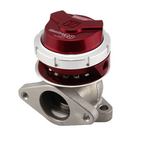 Turbosmart Gen-V WG38 Ultra-Gate38 External Wastegate - 14psi Red