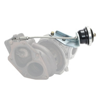 Turbosmart Internal Wastegate Actuator - IWG75 Mitsubishi EVO 9 22 PSI Black