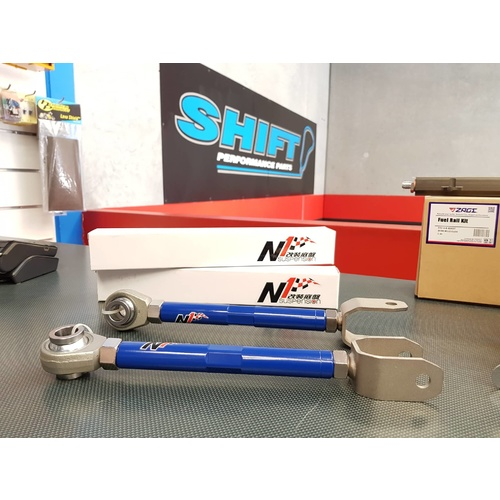 N1 Suspension Rear Tension Arms suits Nissan 350Z (Z33); G35 (V35)