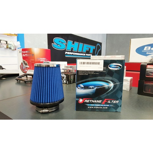 "Simota 3"" High Flow Air Filter - Small Stack (W:120mm x H:130mm x I:76mm)"