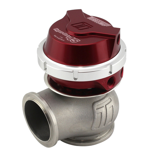 Turbosmart Gen-V WG45 Hyper-Gate45 External Wastegate - 14psi Red